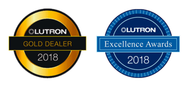 OLUTRON Gold Dealer / Excellence Awards 2018